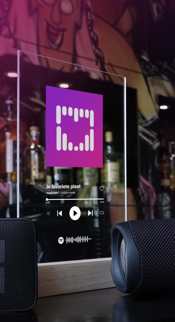 Spotify plaat van topplaatje.nl – review